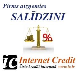 Ātrie kredīti internetā - salīdzināšana | Internet Credit