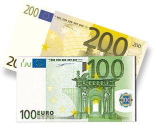 EUR 300